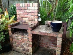 Backyard Brick Grill How To Build A Brick Barbecue For Your Backyard Icreatived