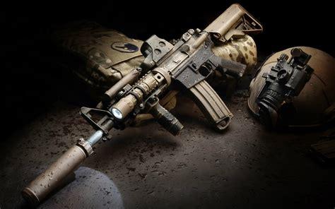 wallpapers for desktop guns assault rifle wallpapers