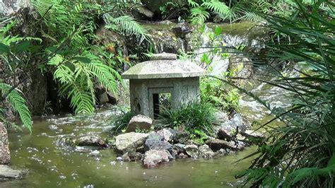 Backyard Relaxation Ideas Natural Water Sounds Japanese Garden Meditation Relaxation