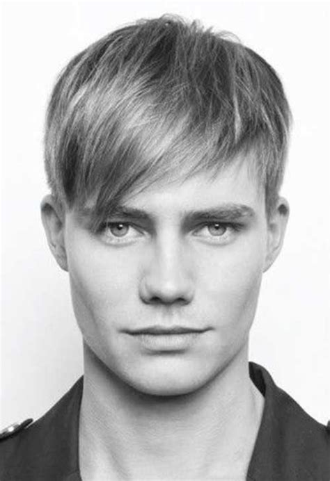 short haircuts for men with straight hair all hairstyle men s straight hairstyles for 2016 men s hairstyles and