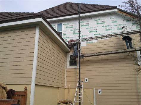 how to install hardiplank siding on a house hardiplank siding replacement houston texas home exteriors
