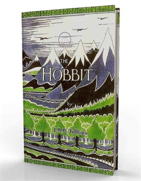 hobbit book report 3d hobbit book
