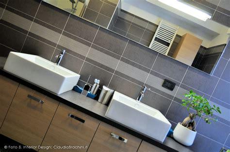 bagno rovere bagno rovere sbiancato con doppio lavabo