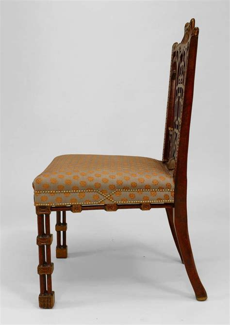 single 19th century chinese chippendale side chair at 1stdibs set of twelve 19th century chinese chippendale style