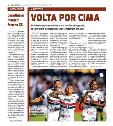 agora sao paulo jornal noticia sobre bonus 2016 jornal folha de londrina not 237 cias volta por cima fiap