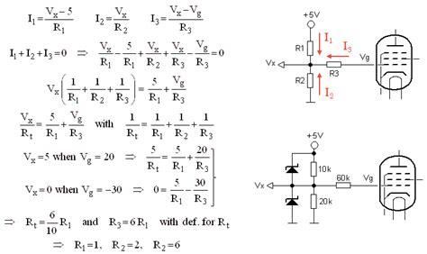 4 resistor bias network four resistor bias network 28 images dutec basic i o hardware user manual chapter 2b