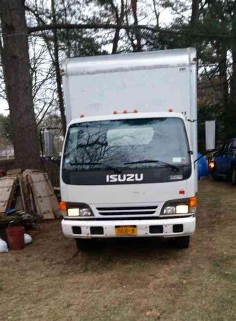 isuzu nrr 2006 box trucks