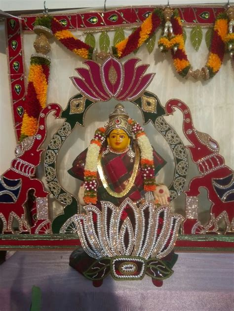 81 best pooja decor images on ganesha