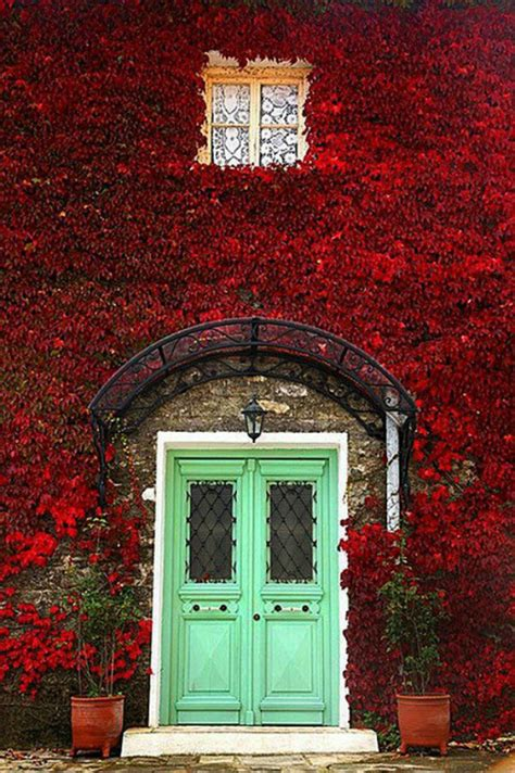 spring home decor let spring decorate your front door in green modern home