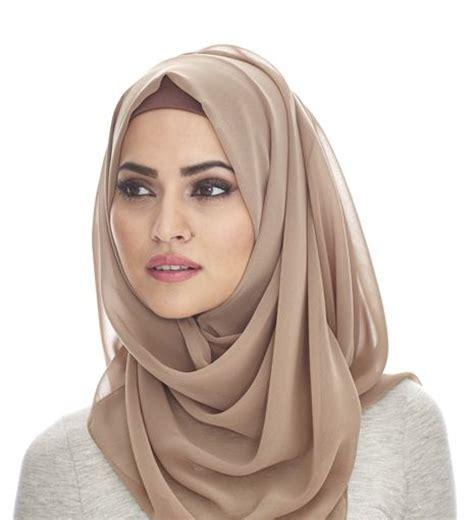 tutorial jilbab velvet tutorial hijab segi empat berbahan velvet portal double play