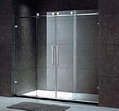Frameless Shower Doors Vancouver Sliding Shower Doors Shower Door Canada