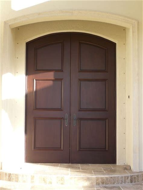 Houzz Exterior Doors Elliptical Entry Doors Traditional Front Doors Miami By Decodesigncenter