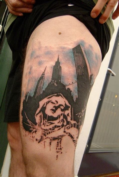 watercolor tattoo new york 29 best images about new york tattoos on