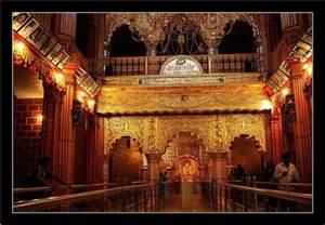Sai Baba Temple Indian Gods Wallpapers Shirdi Sai Baba Temple
