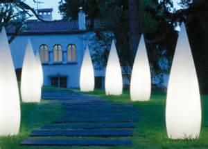 Large Outdoor Tree Lights - kanpazar 150cm garden light contemporary outdoor floor lamps by go modern furniture