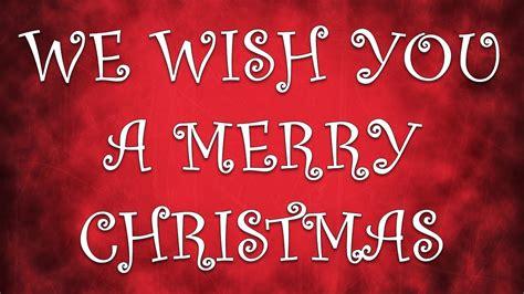 merry christmas  great christmas carol  sing   youtube
