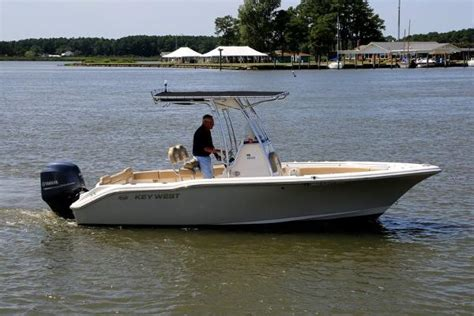 key west boats annapolis key west 219 fs boats for sale in maryland