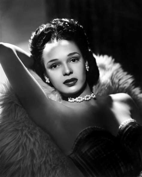 Dorothy Dandridge's Pearls and Velvet Bustier - Old