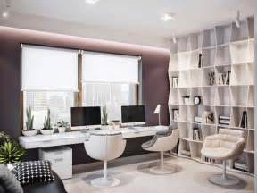 Modern Home Office by 25 Stunning Modern Home Office Designs