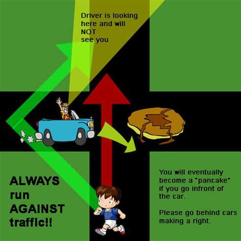 9 running safety tips for running safety tip runningdummy