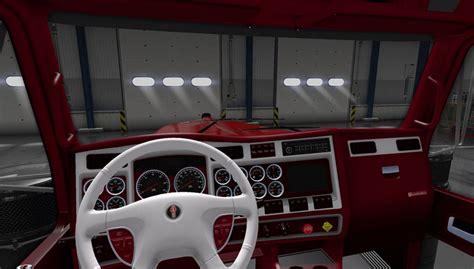 Kenworth W900 Truck Interior Truck Simulator