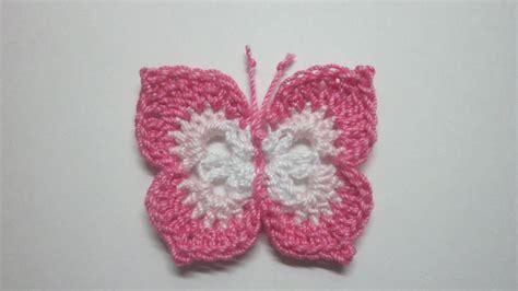 butterfly pattern pinterest how to make a lovely crochet butterfly diy crafts