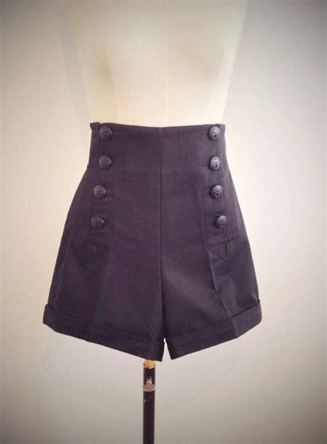 free pattern high waisted shorts best 25 sailor pants ideas on pinterest wrap pants