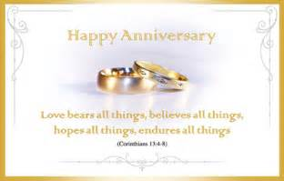 anniversary wishes with gold rings