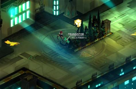 transistor trailer transistor gameplay trailer 28 images transistor launch trailer il trailer di lancio di