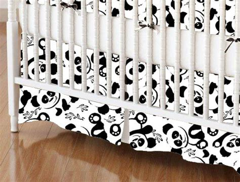 panda crib bedding jersey knit crib toddler sheets 28 in x 52 in crib sheets