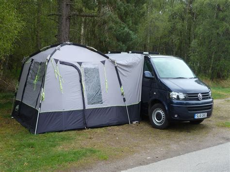 Vw T5 Awning Tent by Awning Rail Required For Attaching Awnings Or Sunshades