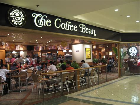 Coffee Bean Tea Leaf coffee bean tea leaf to open 700 china stores with e land partnership daily coffee news by