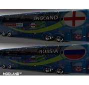 Bus Marcopolo G7 1600LD EURO 2016 Group B Teams Official