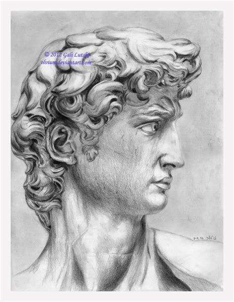 tribute to fine arts michelangelo david michelangelo tribute by olvium on deviantart