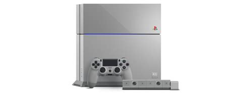 Ps4 20th Anniversary sony reveals ps4 20th anniversary edition in original playstation colors
