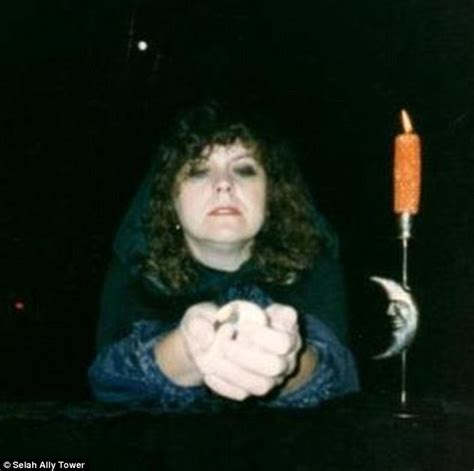 I Am A Witch Ally former witch selah ally tower lifts the lid on the decade she spent in a coven daily mail
