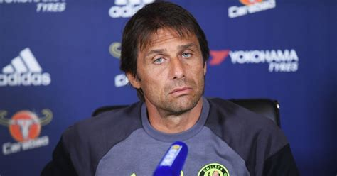 chelsea press conference conte gives no press conference english press infuriated