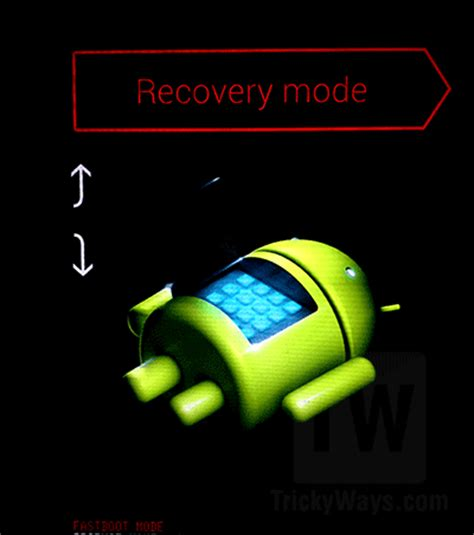 android recovery mode no command how to factory reset lg nexus 5x