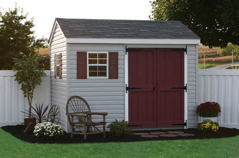 buy maintenance  sheds vinyl sided  lancaster pa
