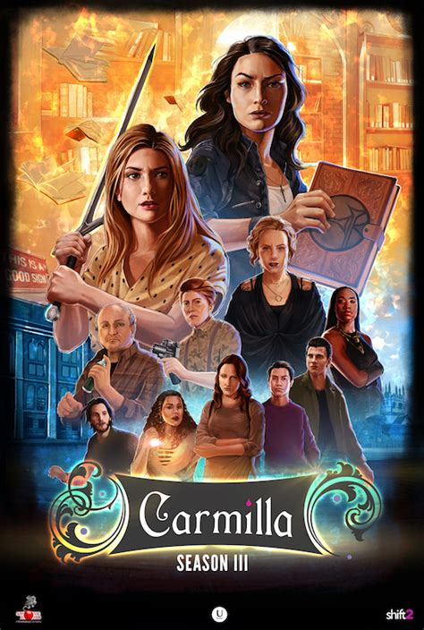 exclusive the quot carmilla quot season 3 poster will your