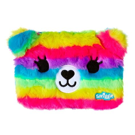 Sale Miniso Fluffy Pouch image for fluffy hardtop pencil from smiggle