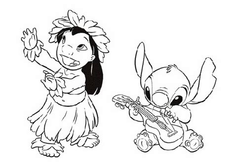 lilo stitch coloring page 11 coloring page free lilo and stitch coloring pages11 coloring pages for kids