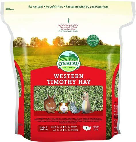 food 50 lb bag oxbow western timothy hay small animal food 50 lb bag chewy
