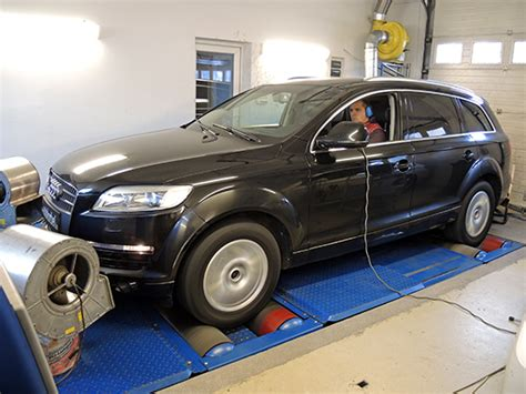 Audi Q7 3 0 Tdi Chiptuning by Speed It Up Chiptuning
