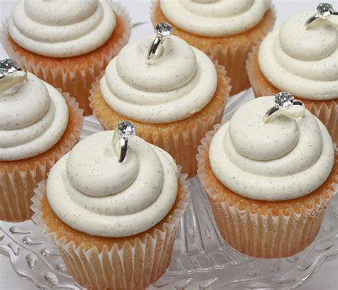 Engagement Cupcakes engagement cupcakes kimberley s bakeshoppe