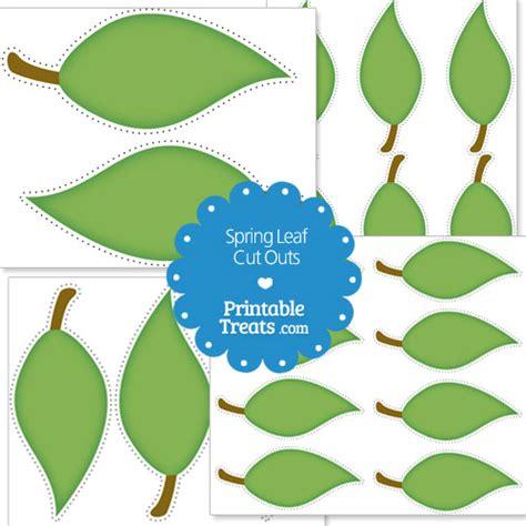 free printable green leaves printable green leaves printable 360 degree