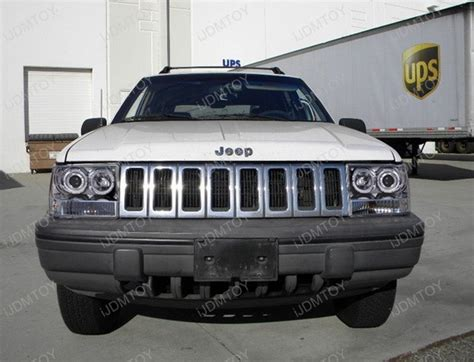 98 Jeep Grand Aftermarket Parts 93 98 Jeep Grand Chrome Projector