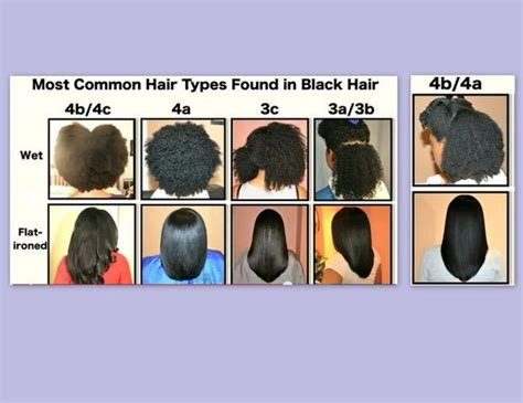 Types Of Hair Textures For Black Hair hair type black hair and hair on