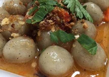 Resep Membuat Cilok Mantap | cara membuat cilok goang kuah pedas mantap resep cara