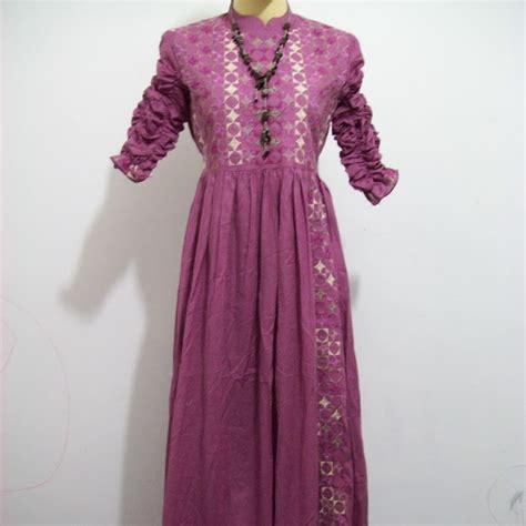 Discount Muslimah Fashion Baju Cewek Jilbab Cantik Bagus Murah Berkua gamis cantik untuk muslimah tetap gaya dengan memakai gamis cantik